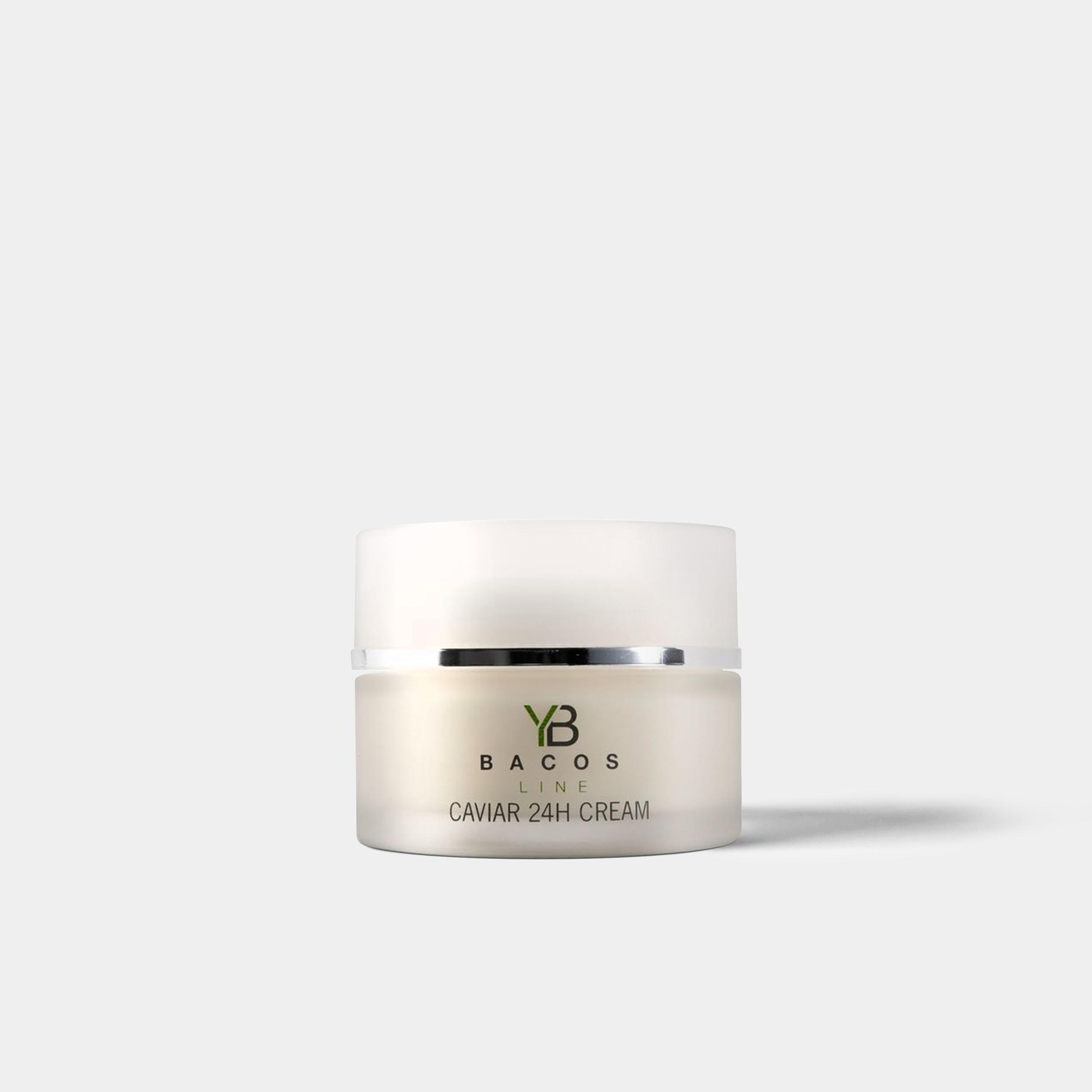 YB BACOS LINE CAVIAR 24 H CREAM - 50 ml