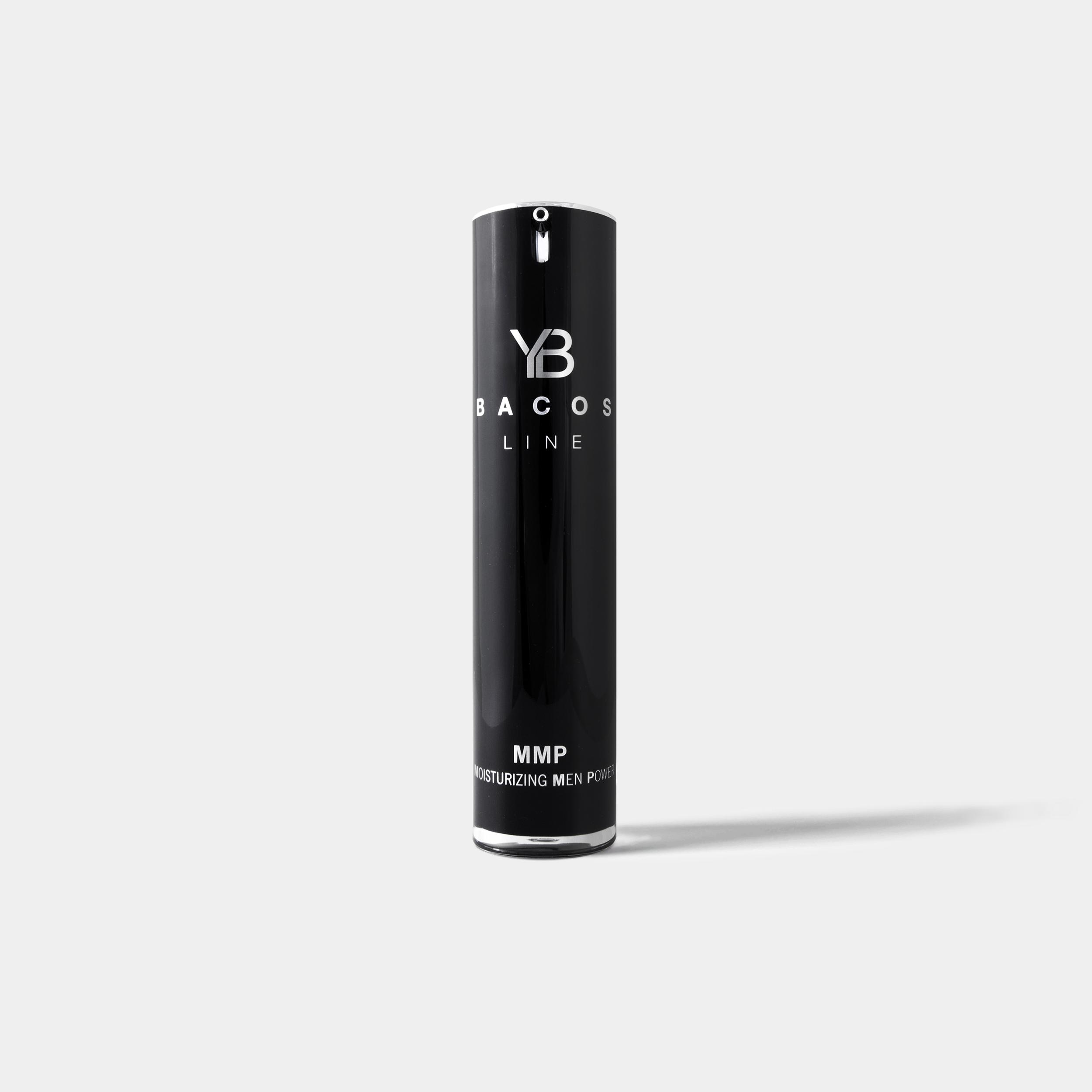 YB BACOS LINE MMP MOISTURIZING MAN POWER - 50 ml