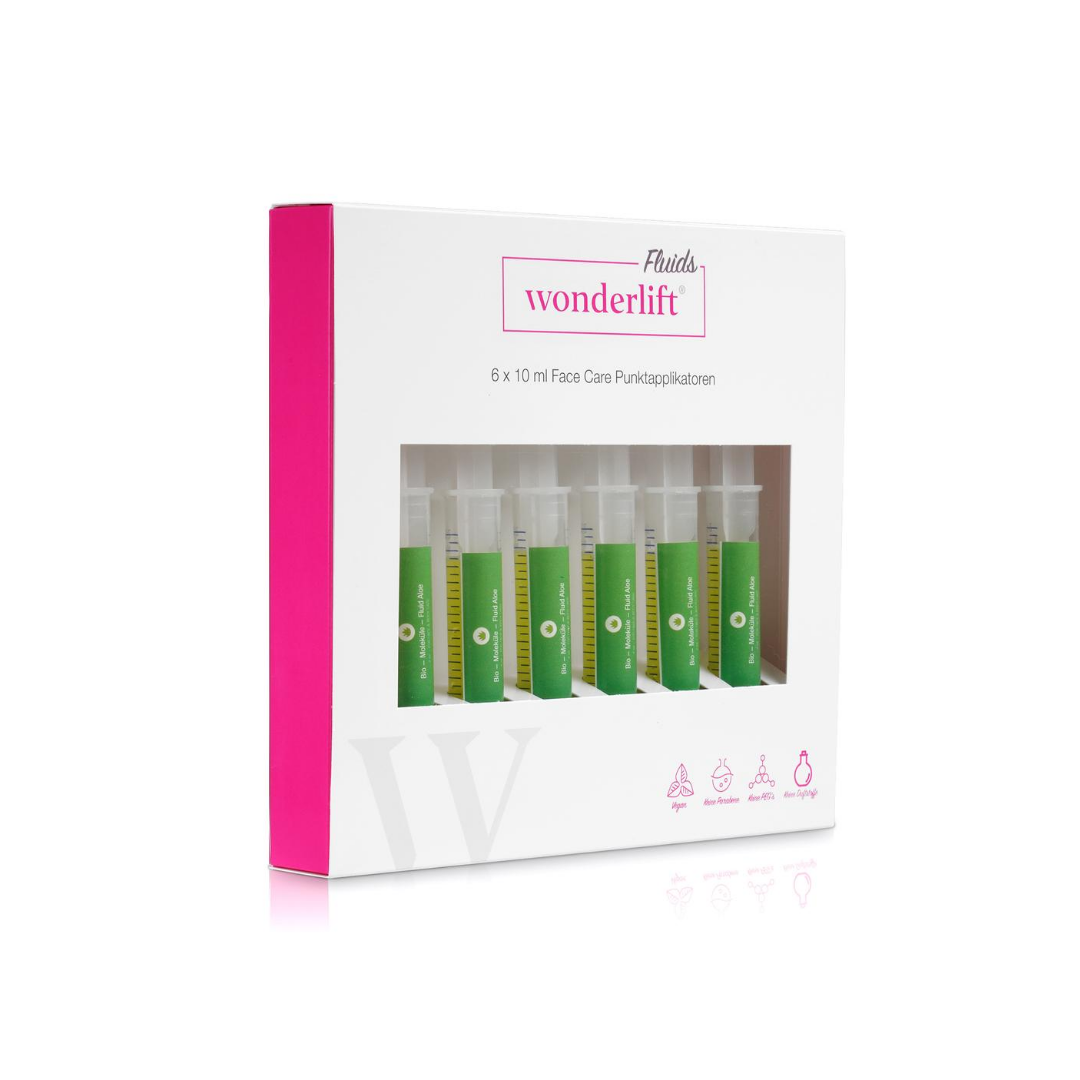 BIO-MOLEKÜL-FLUID ALOE 6 x 10 ml