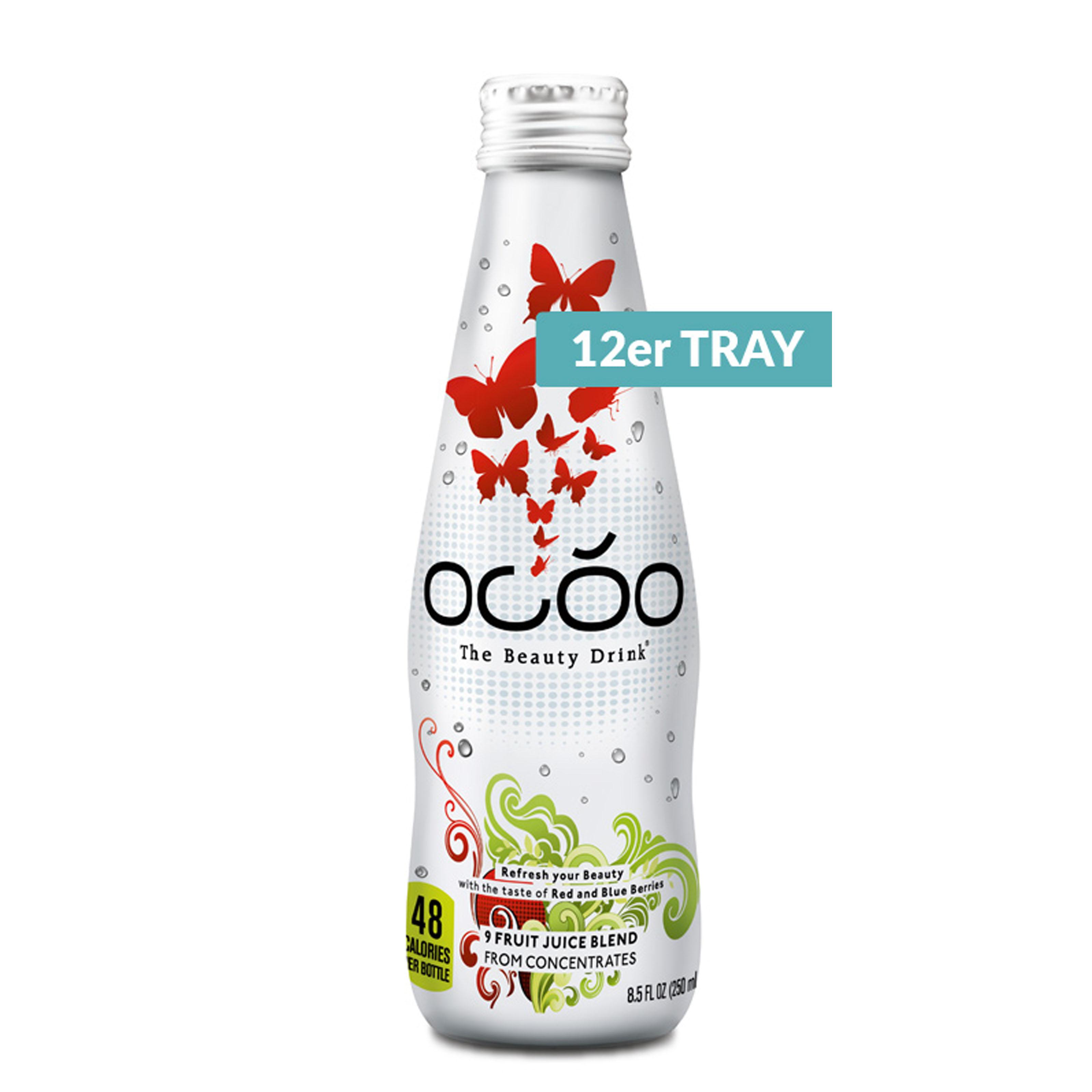 OCÓO BEAUTY DRINK 12ER