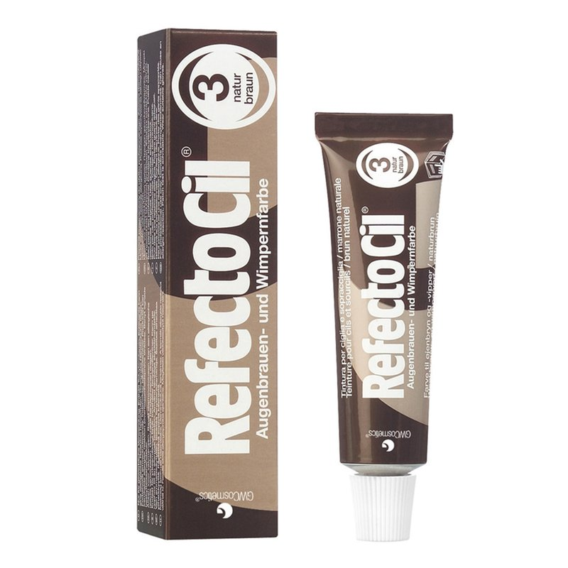 REFECTOCIL 3 NATURBRAUN 15 ML