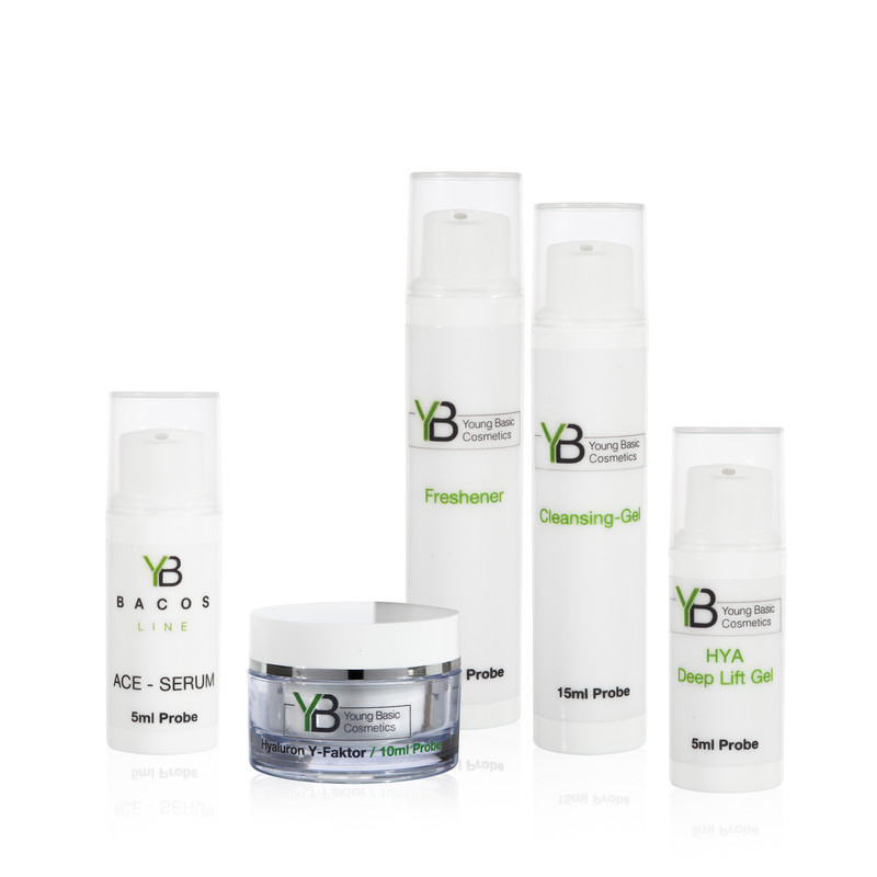 YB 10 DAYS CARE SET - Komplett